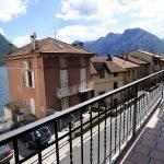 Comer See Wohnung Colonno mit Seeblick und Garage