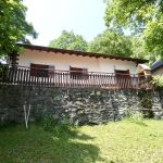 Comer See Dongo Hügelig Haus mit Privat Garten