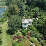 Comer See Colico Luxus Villa mit Bootshaus Sonnig