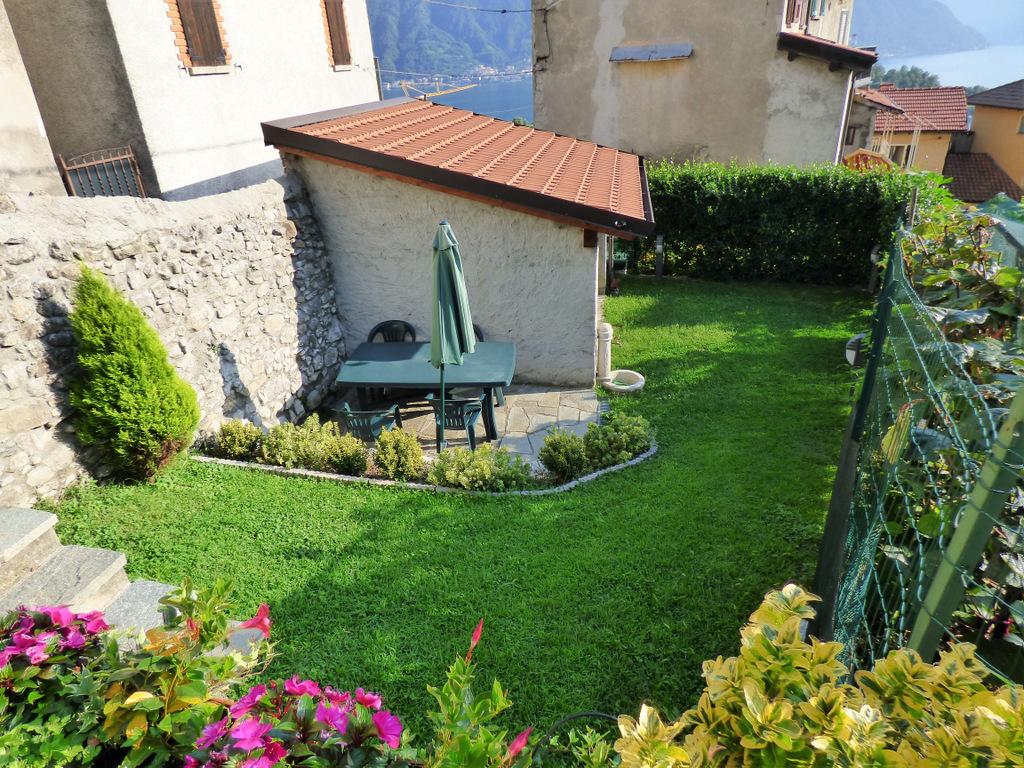 Comer See Tremezzina Wohnung mit Seeblick und Garten