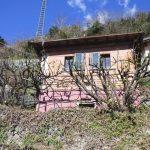 Comer See Dongo Haus mit Seeblick Sonnig
