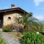 Comer See Menaggio Villa mit Seeblick Sonnig