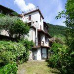 Comer See Laglio Wohnung mit Garten und Seeblick