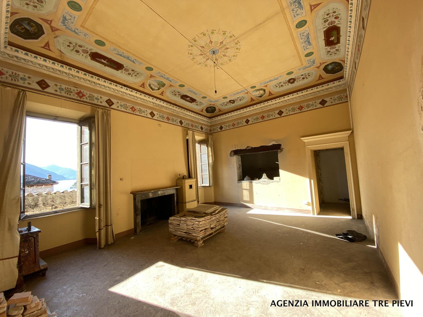 Comer See Gravedona ed Uniti Alte Villa Seeblick