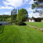 Comer See Colico Villas mit Bootshaus private garten