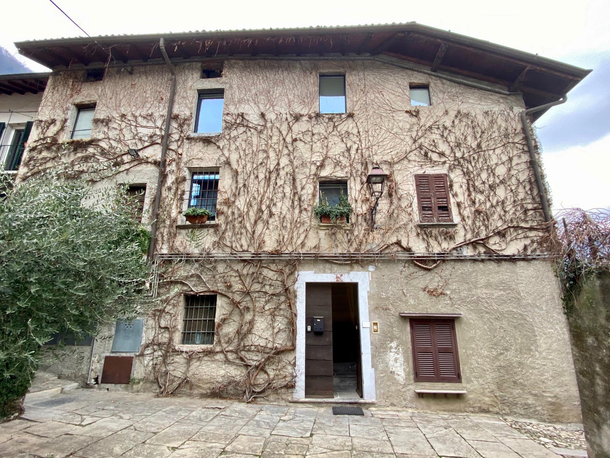 Comer See laglio Wohnung mit Balkon und Seeblick