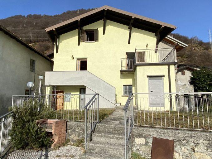 Comer See Domaso Haus mit Garten und Seeblick Garten