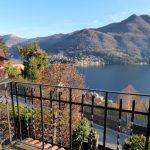 Comer See Moltrasio Balkon- Villa
