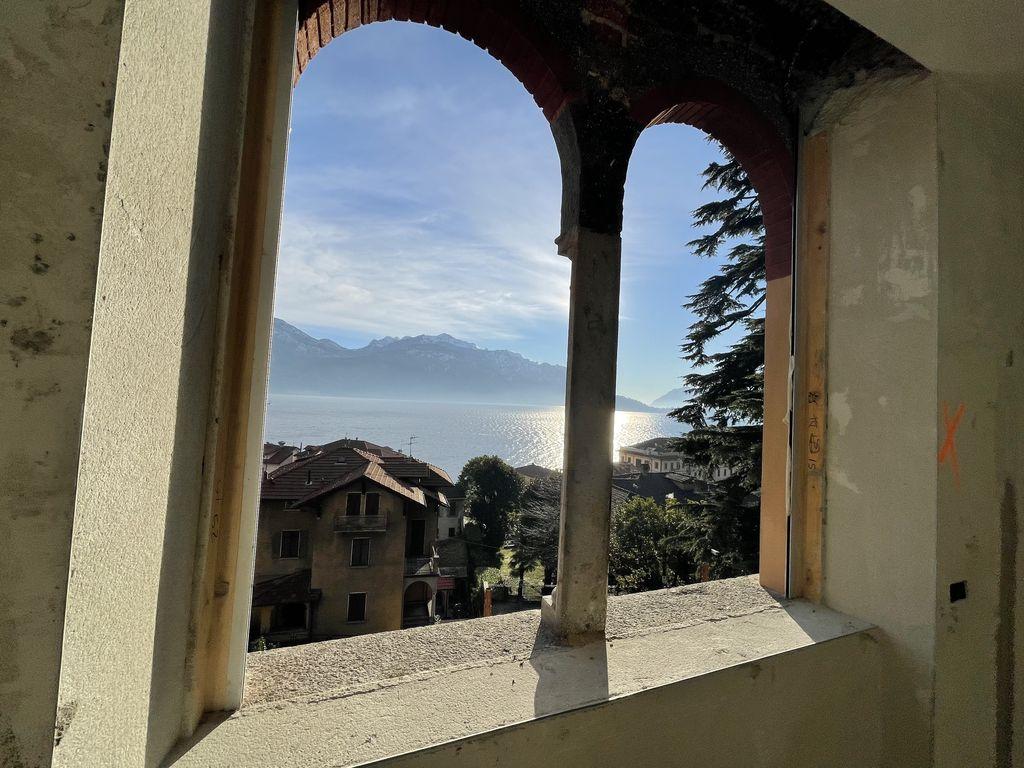Comer See Menaggio Wohnungen in einer historischen Villa