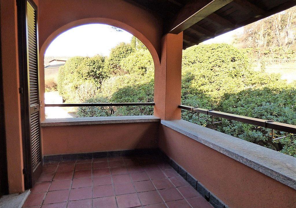 Comer See Menaggio Wohnung - Terrasse