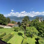 Comer See Wohnung Menaggio mit Terrasse und Seeblick