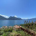 Comer See San Siro Wohnung mit Terrasse und Seeblick