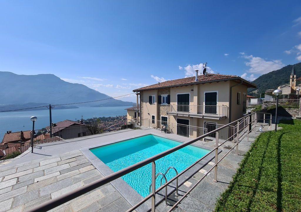 Residence con Piscina Vercana Lago Como Rif.A061-1 --11_rid