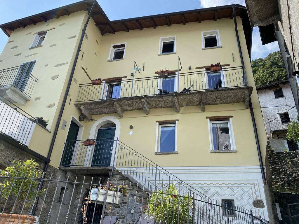 Comer See San Siro Haus mit Terrasse und Seeblick