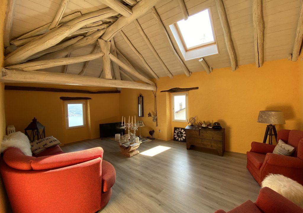 Comer See San Siro Haus mit Terrasse und Seeblick -