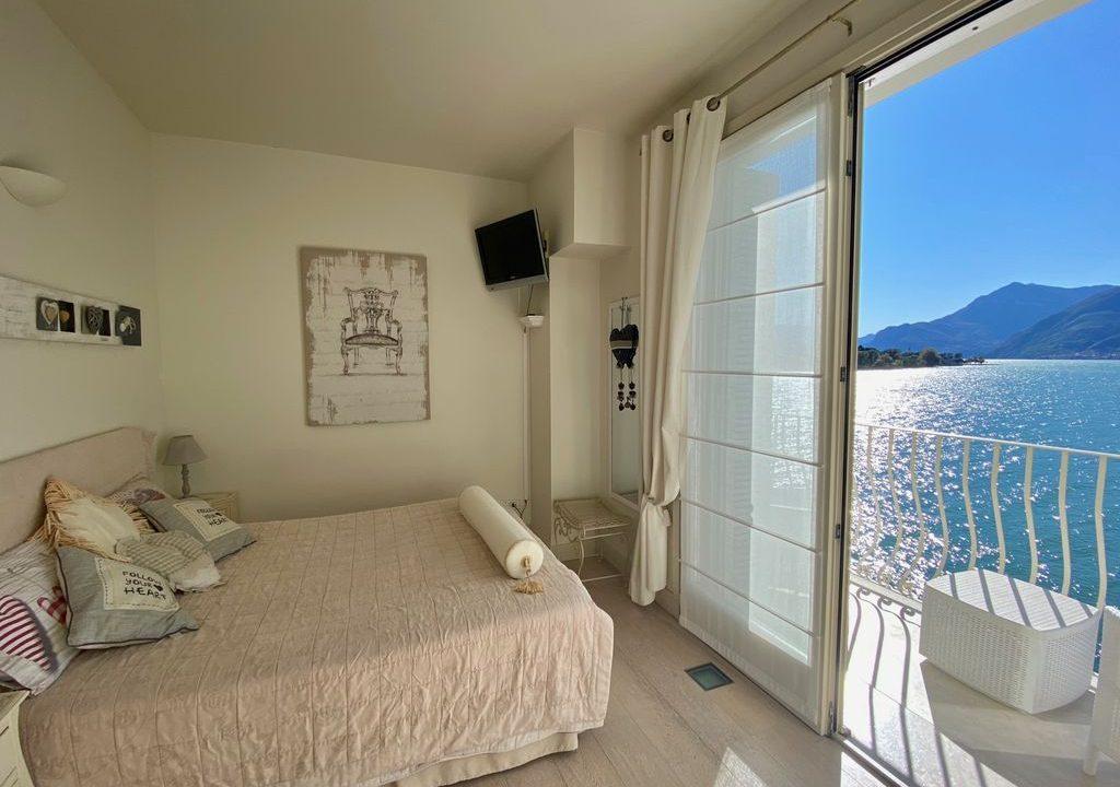 Comer See Dervio Villa Direkt am See - zimmer