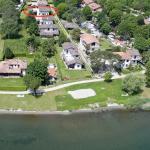 Comer See Domaso Wohnung mit Privatem Zugang zum See