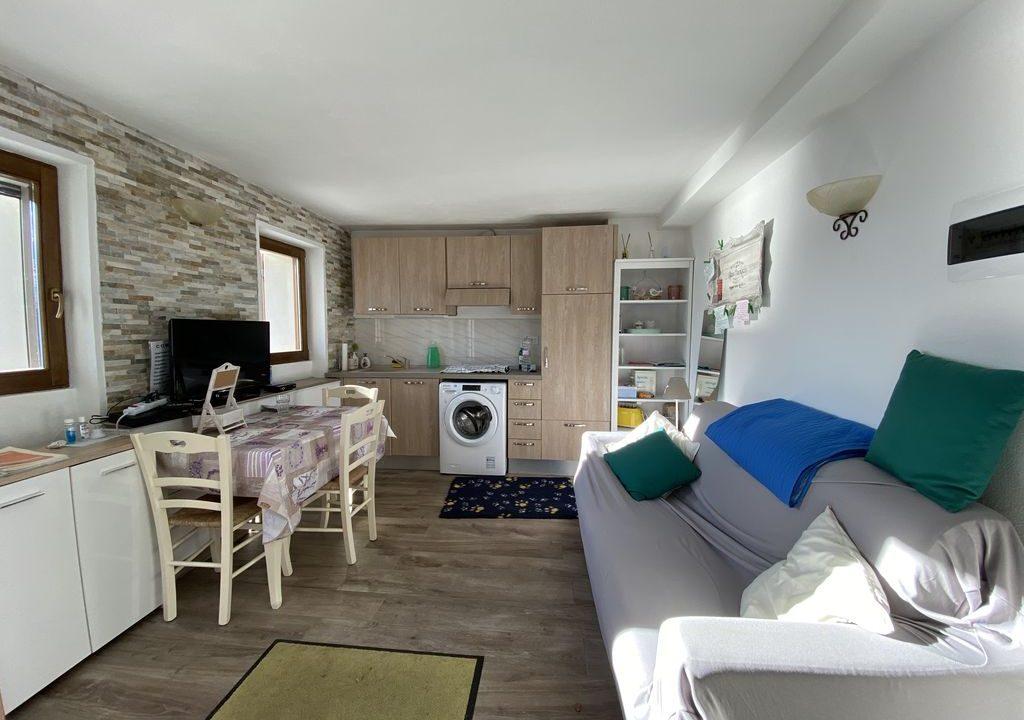 Comer See San Siro Renovierte Steinhäuser Seeblick