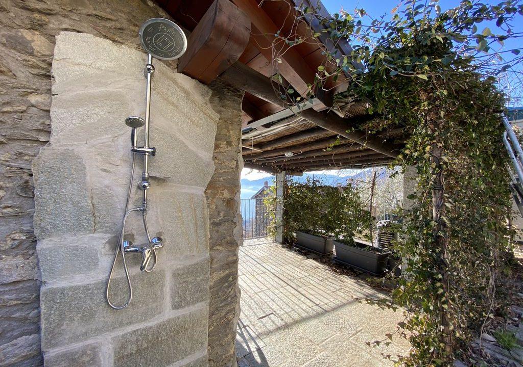 Comer See San Siro Renovierte Steinhäuser Seeblick - neu
