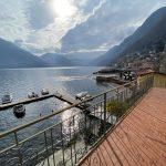 Comer See Argegno Wohnung am See mit Terrasse - siehe