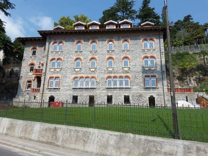 Comer See Menaggio Wohnungen in einer historischen Villa - Wohnungen