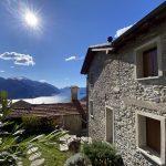 Schönes Rustico Comer See kaufen San Siro mit wunderschöner Seeblick - Rustico