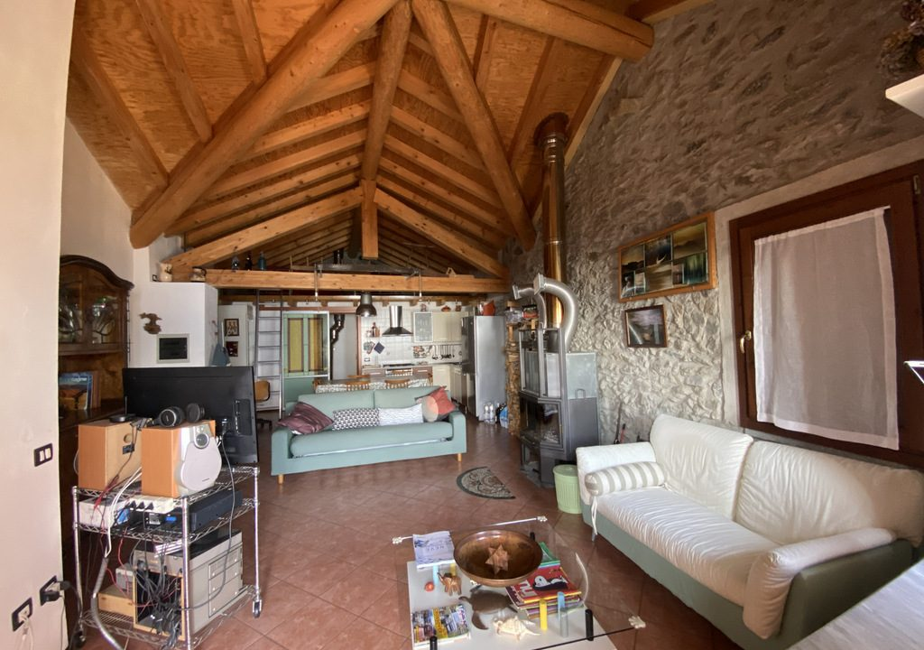 Schönes Rustico Comer See kaufen San Siro mit