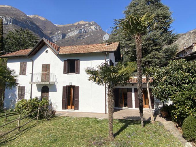 Haus mit Terrasse und Garten Comer See Tremezzo - fassade