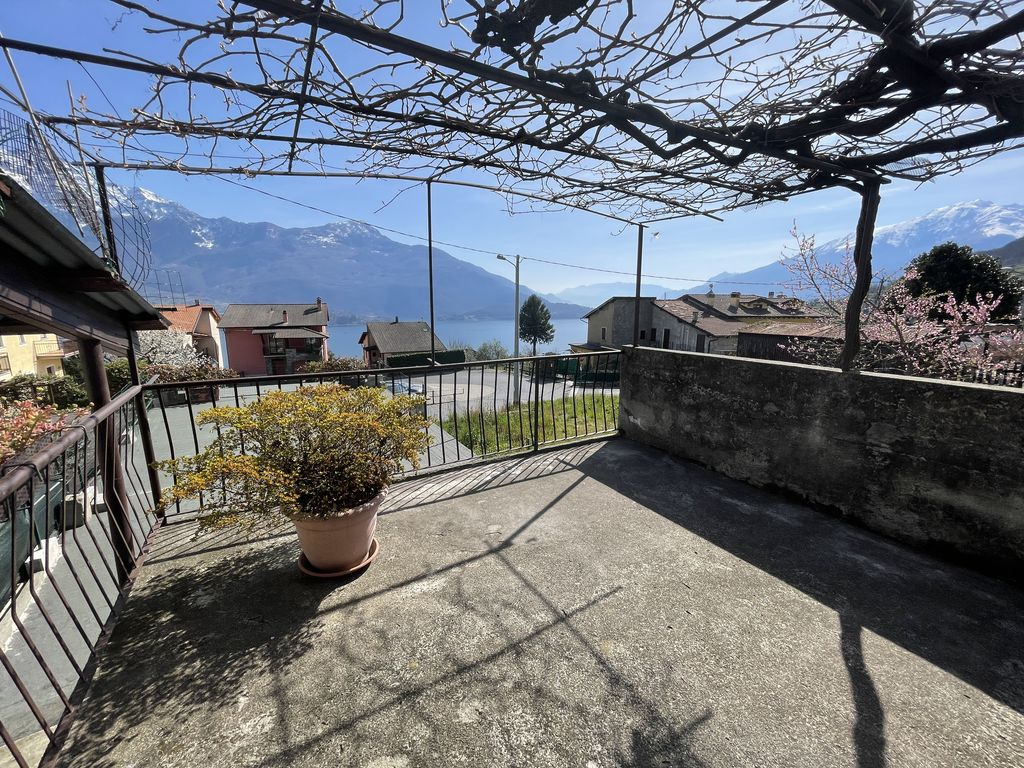 Comer See Vercana Haus Kaufen mit Seeblick - balkon