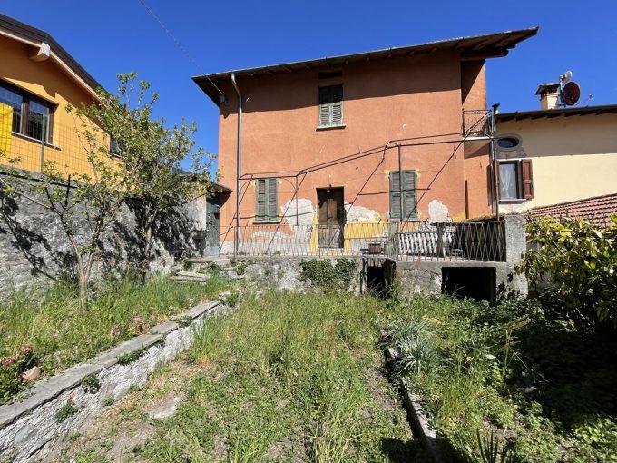 Lenno Unabhängiges Haus mit Seeblick und Garten - haus