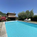 Mezzegra Fantastische Villa mit Garten, Balkon und Pool - pool