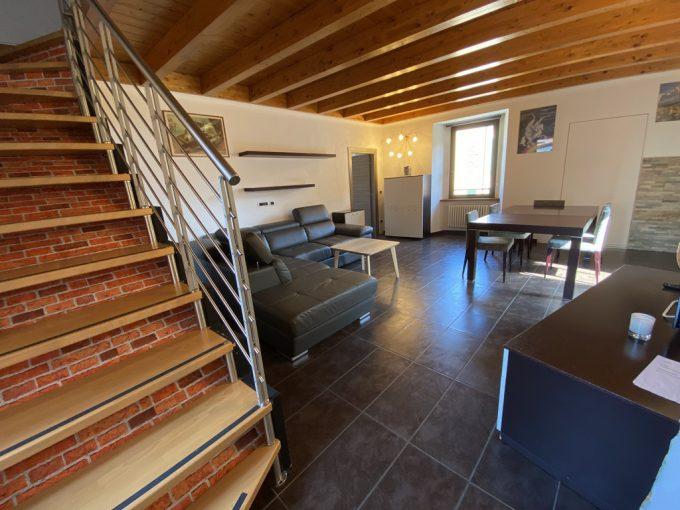 Comer See Menaggio Wohnung in der Mitte - wohnzimmer