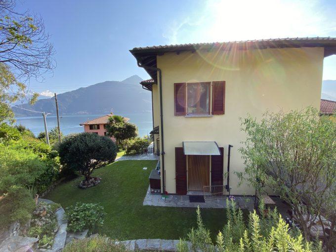Comer See Cremia Haus mit Terrasse, privatem Garten und Seeblick - haus