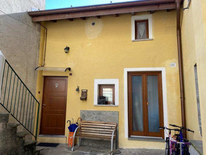 Comer See Tremezzina Renoviertes Haus mit Balkon - haus