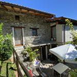 Comer See Pianello del Lario Restauriertes rustikales Haus mit Garten, Terrasse und Seeblick - haus